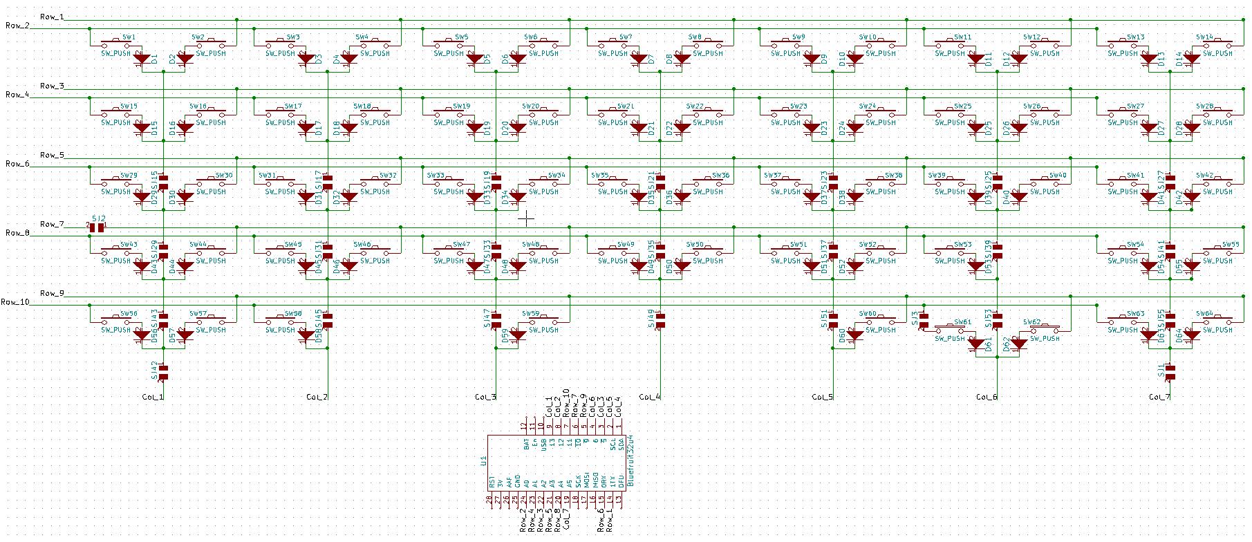 Keyboard Pcb Schematic - Wiring Diagrams Plug